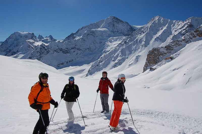 Trois Ski Pour Adulte