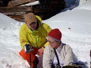 Cours de ski privé en Valais