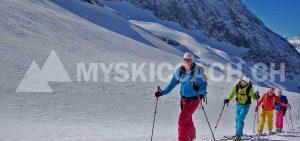 Initiation randonnée à ski pour débutants ¦ MySkiCoach.ch