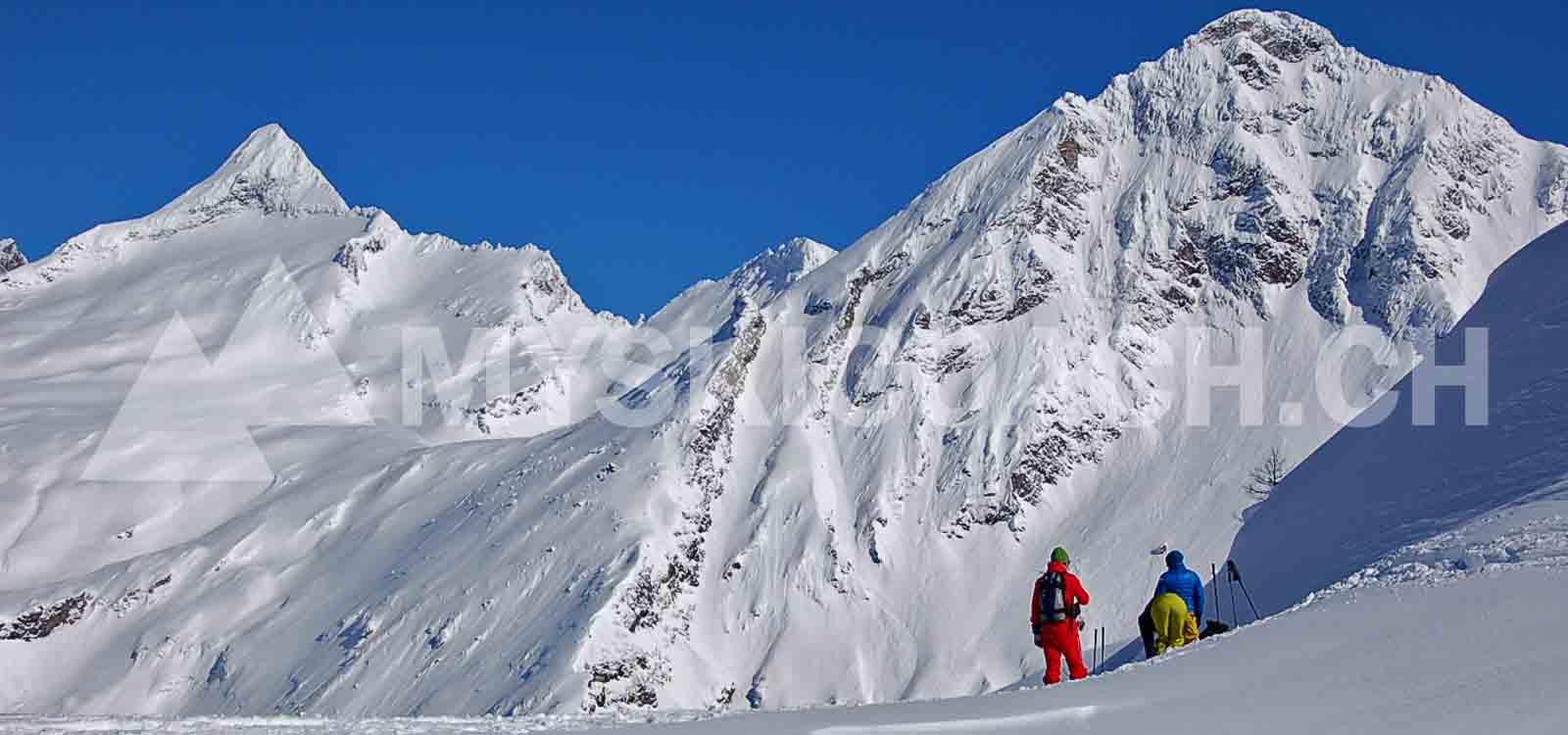 Freeride Upper Valais/Oberwallis