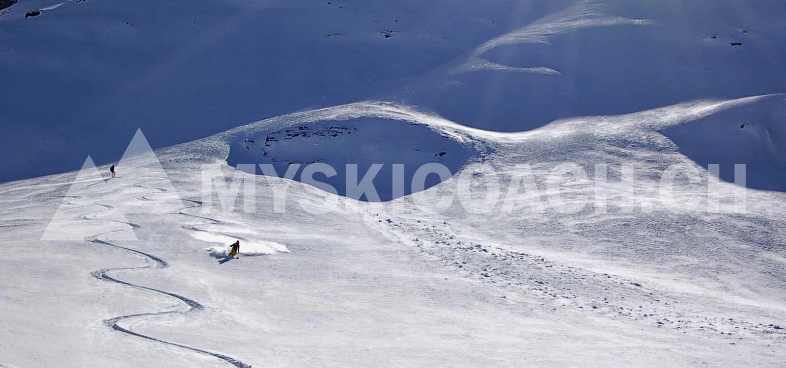 Avalanche course Valais ¦ Basics ¦ Snow Safety Myskicoach.ch
