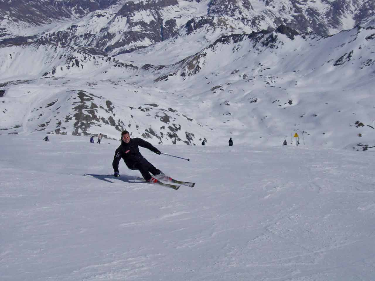 cours privé de ski carving