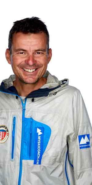 Pascal Gaudin - Professeur de sports de neige avec brevet fédéral - Evolène, Sion (Valais-Suisse)